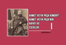 Ahmet Vefik Paşa Edebi Kişiliği